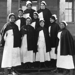 Camp Sherman Nurses, 1919