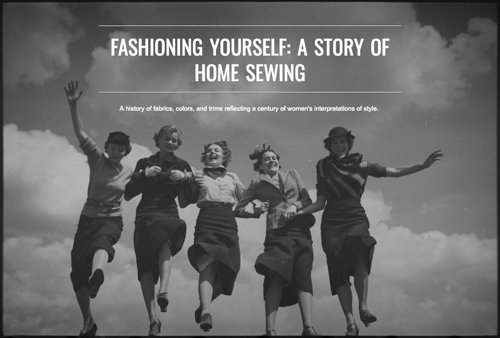 Fashioning Yourself! | National Women's History Museum