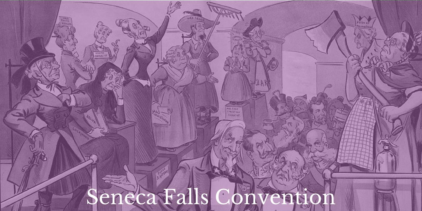 Citaten Seneca Falls : Seneca falls convention national women s history museum