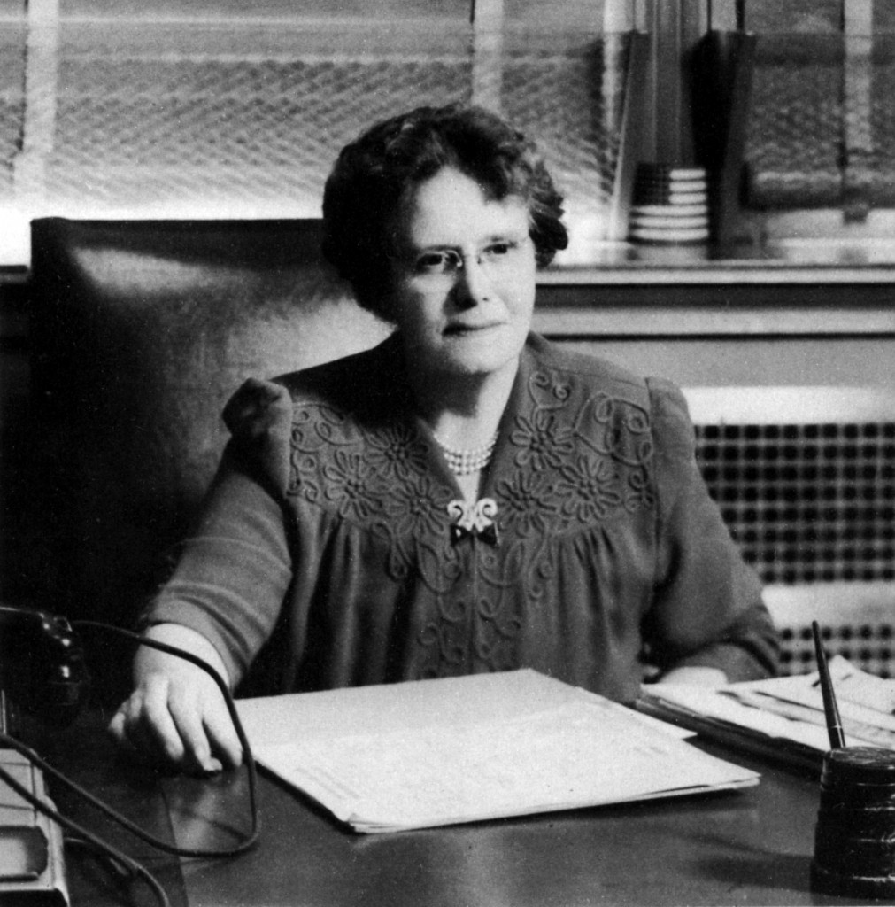 dr  ethel percy andrus and the aarp