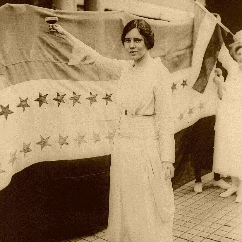 Alice Paul | National Women's History Museum