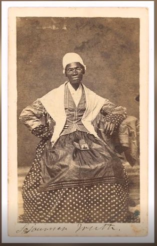 what issues did sojourner truth speak on