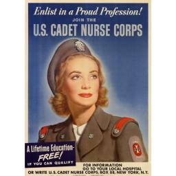 Nurse Corps Poster