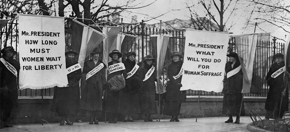 the woman suffrage movement News about women's suffrage commentary and archival information about women's suffrage from the new york times  how the suffrage movement betrayed black women  as the united states.