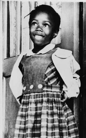 Ruby Bridges Kids Craft