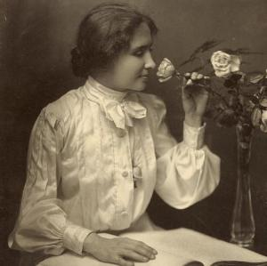 helen keller speech in english