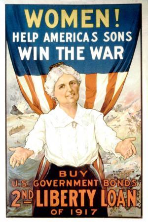Women Propaganda And War National Women S History Museum