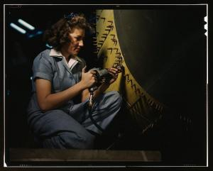 Riveter from 1942