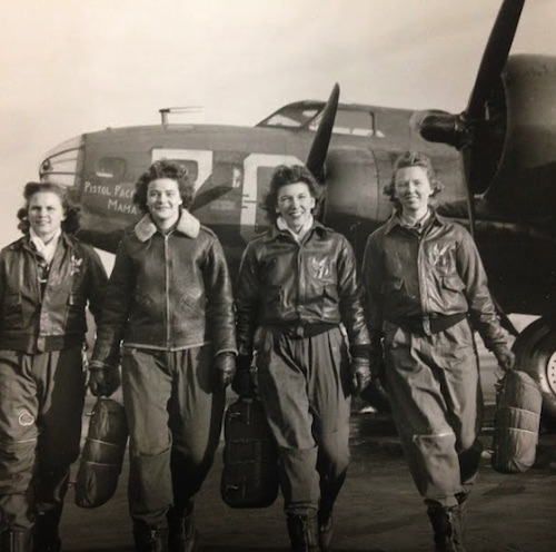 Women Airforce Service Pilots (WASPs) of WWII | National